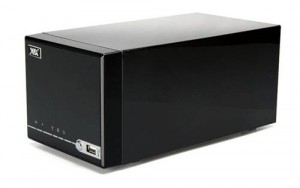 VIA ARTiGO A2000 two drive Home Server