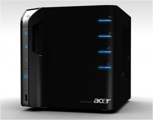 Acer EasyStore four drive Home Server