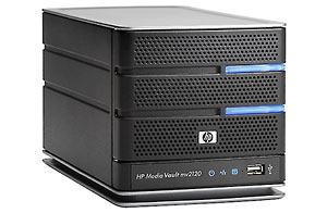 HP MediaVault 2120