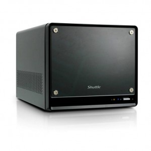 Shuttle Computer SH-K4500 two drive Home Server