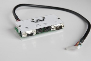 New MediaSmart Server VGA/PS2/Serial cable assembly