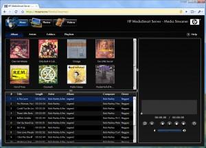 Music Media Streamer