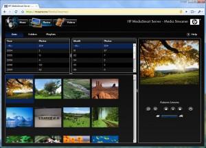 Photo Media Streamer