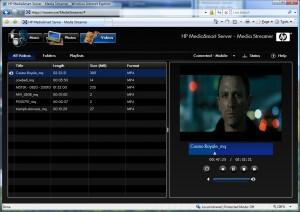 Video Media Streamer
