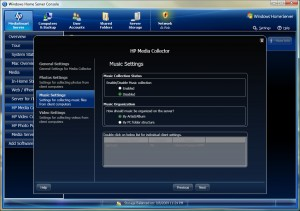 ServerConsoleMediaCollectorMusicSettings