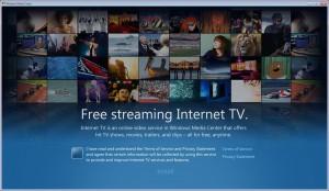 InternetTV-Setup