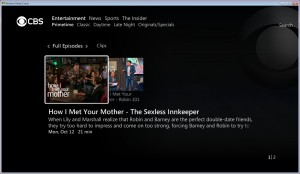 InternetTV-UI a