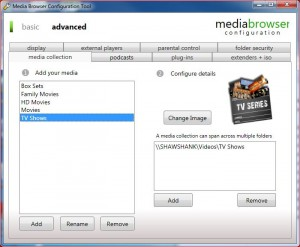 MB Config Tool Advanced-Media Collection Completed