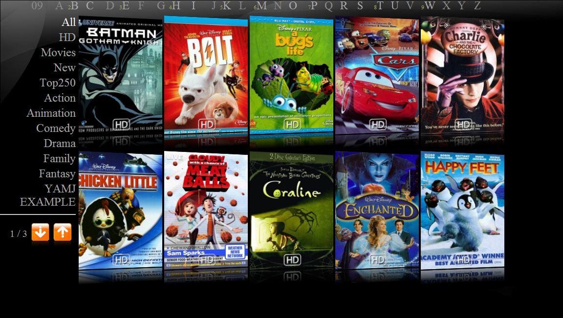 Movie juke box nmt