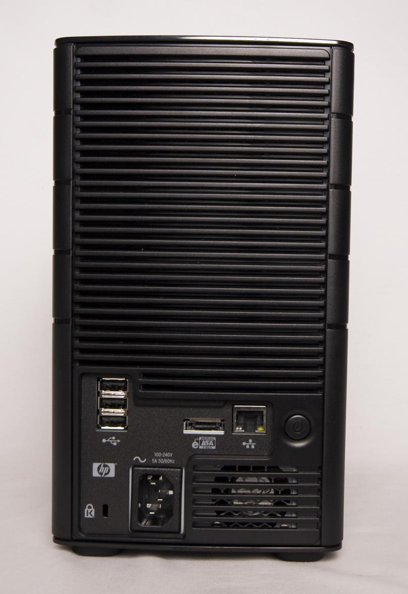 Review Hp Storageworks X310 Data Vault Mediasmartserver Net