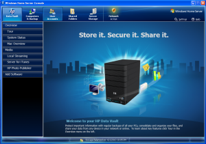 Review Hp Storageworks X310 Data Vault Mediasmartserver Net