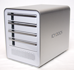 Post image for Review: ICY DOCK MB561US-4S-1 Quad Bay Storage Enclosure