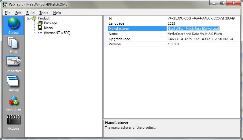 hp data vault software