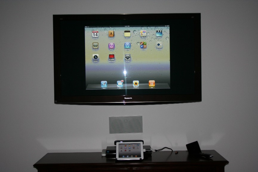 Streaming From An iPad 2 To Your TV — MediaSmartServer.net