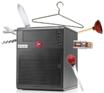 Post image for Microsoft Announces Swiss Army Home Server