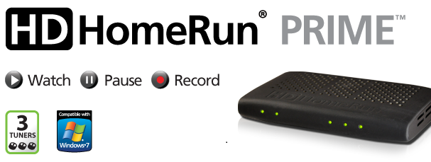 HDHomeRun Prime Now Available For Pre Order