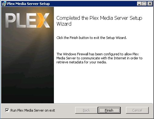Guide: Setting Up Plex Media Server — MediaSmartServer net