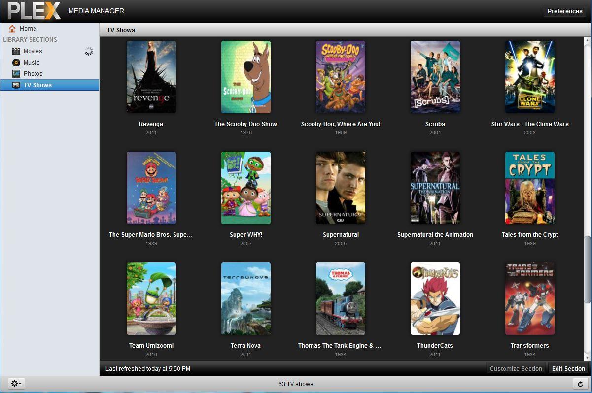 Guide: Setting Up Plex Media Server — MediaSmartServer net