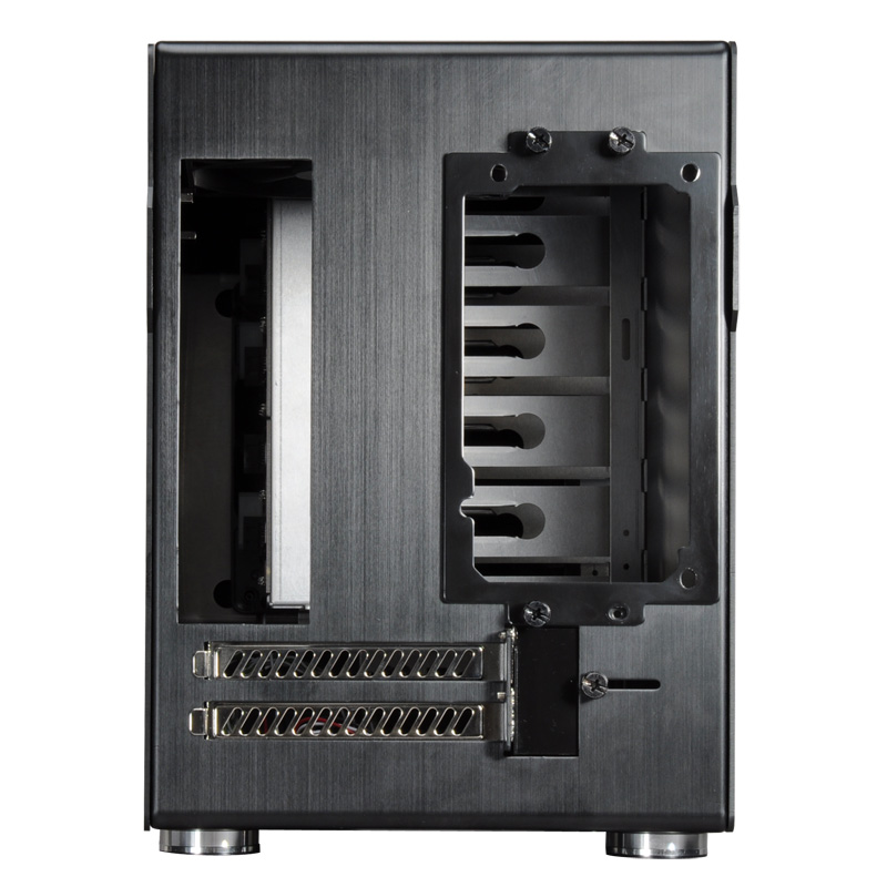 Review: LIAN LI PC-Q25B Black Mini-ITX Tower Computer Case