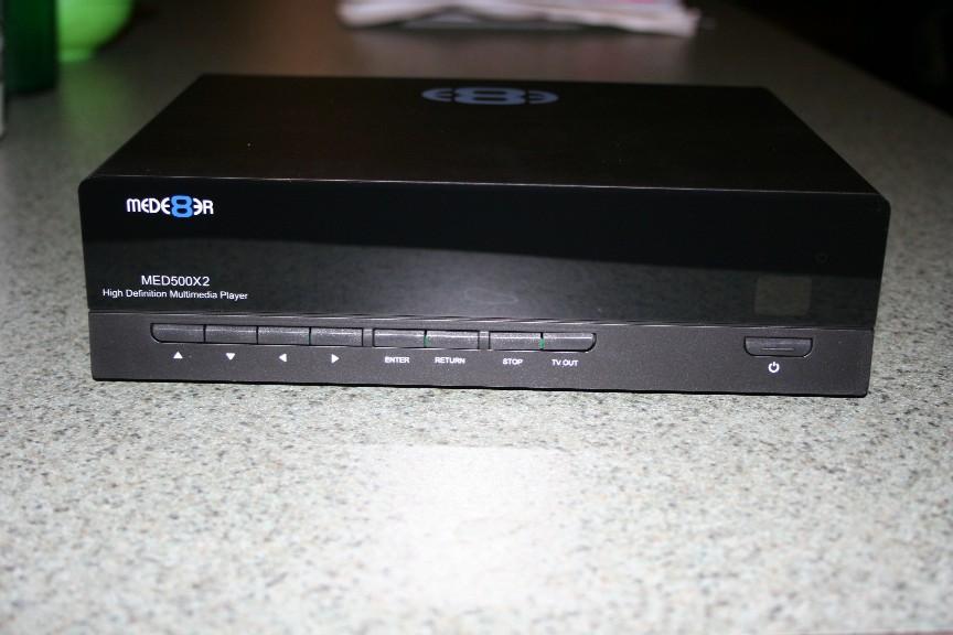 Review Mede8er Med500x2 Mediasmartserver Net